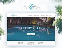 Costa Rica First Class Villas / WebSite