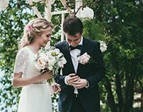 Summer Wedding day