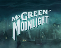 Video Slot - Mr. Green Moonlight