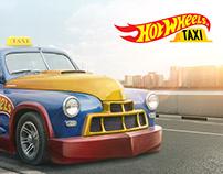 Hot Wheels Taxi (Concept)