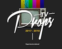 Experiencia Laboral / Tv Props II (2017-2018)