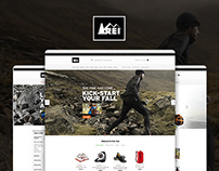 REI eCommerce Platform