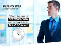 Diseño web - Certificaciones laborales TP