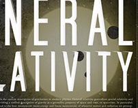 General Relativity Poster