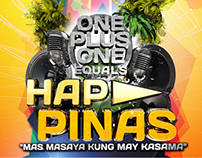 Pinas FM 95.5 2nd Anniversary Concert Poster