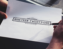 Nineteen Twenty-One Branding