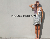 Glasses Dress by Nicole Hebron