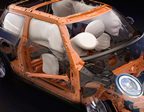 MINI 56 - 3D Airbags