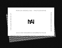 Marion Wendling Photographe