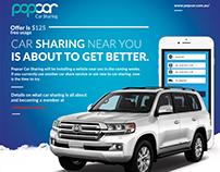 PopCar Flyer