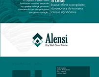 Taumes - Construção de Marca - ALENSI