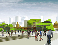 FLINDERS ST STATION DEVELOPMENT DESIGN