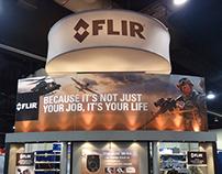 FLIR Trade Show Elements
