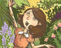 Mary from The secret garden - Frensis H. Bernett