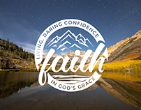 Faith… in God's Grace branding 2017