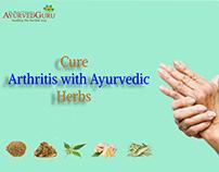 Cure Arthritis with Ayurvedic Herbs