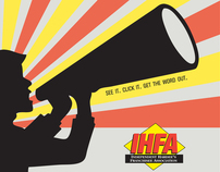 IHFA Advertising Brochure