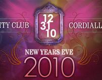 New Years Eve Invite