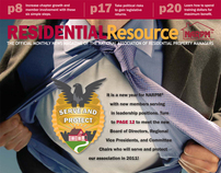 Residential Resource Magazine