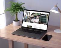 Woodvil Cafe Web Design