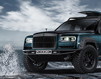 Rolls-Royce Cullinan High-End Off-Road