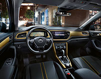 VW T-rock Katalog