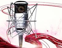 QF Radio branding campaign 2013