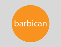 The Barbican Centre iOS app (concept)