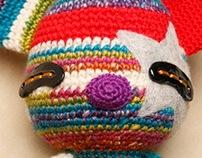 MOJU 電吉他 / MOJU Knitting Dolls