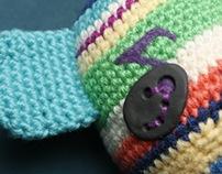 MOJU 小島情歌 / MOJU Knitting Dolls