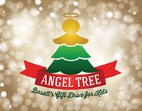 Angel Tree Branding