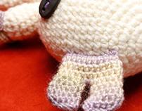 MOJU 泰蘿 / MOJU Knitting Dolls