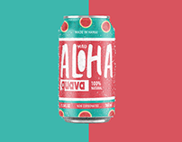 Packaging Design for Aloha Maid