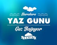 Gezi Parkı Typography