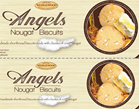 Angels Biscuits Packaging