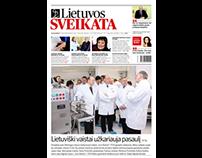 LIETUVOS SVEIKATA newspaper