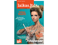LAIKAS.LT magazine