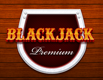 "Mobile game ""BlackJack classic"""