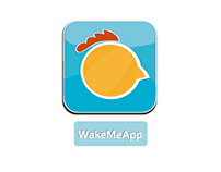 Wake me app