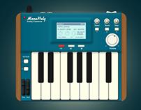 MonoPoly Piano