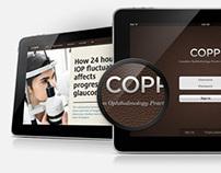COPP iPad app