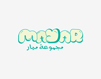 Mayar kids' visual identity