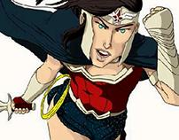 Wonder Woman - fanart