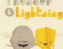 Thunder & Lightning: a Children's Book with Music