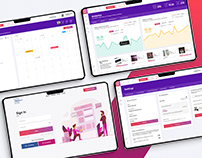 Rectangle | Web App Ui / UX Design & Development