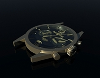 3ds max watch modeling