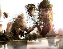 A Ruined World - Photo Manipulation