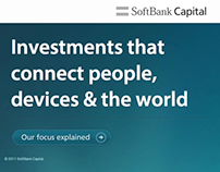 VC & Financial Services | Website Design