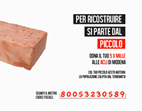 Campagna 5x1000 alle Acli