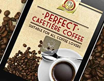 Douwe Egberts - Perfect Cafetiere Coffee App